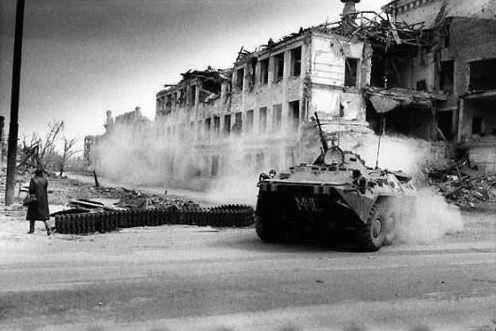 Chechen War films about