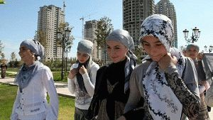 chechen_women