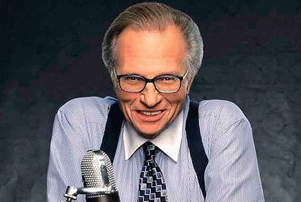 Larry King for Kremlin propaganda network RT