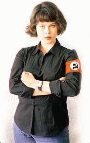 skoibeda neonazistka
