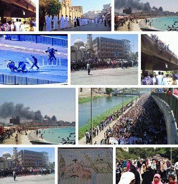 egypt war 2013 august