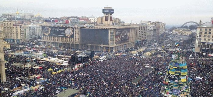 maidan kiev today