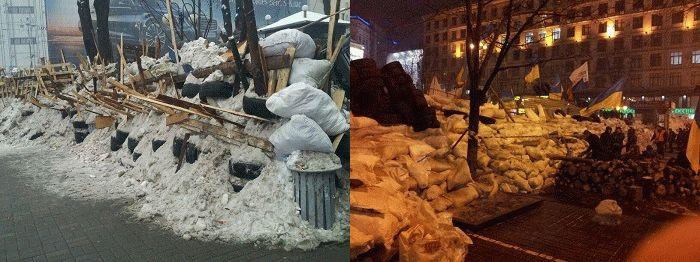 zima protiv ynika