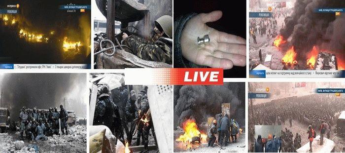 berkut fascists 23 01 2014