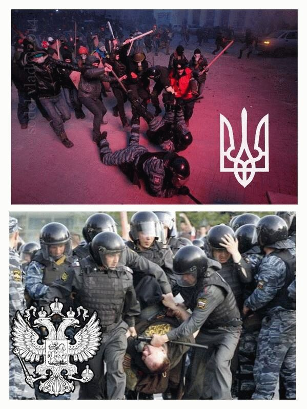 ukraine not russia putin