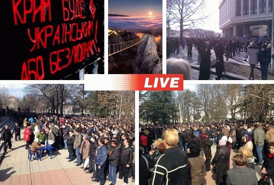 ukraine krym live