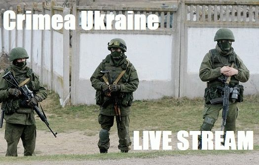 Crimea Ukraine LIVE STREAM
