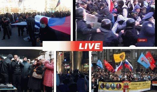 separatizm ukraine live