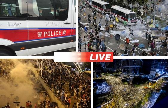 hongkong protests