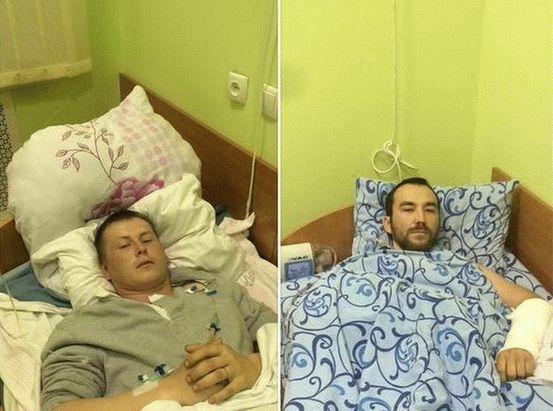 grushnili putina in ukraine 2015
