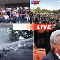 armenia erevan live stream freedomrussia org