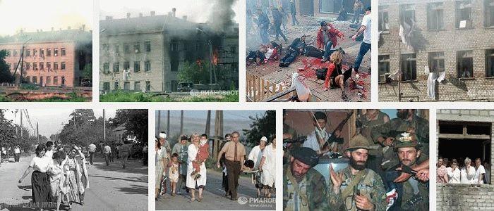 budennovsk terakt 1995