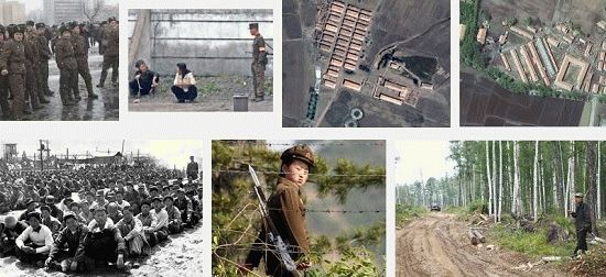 north korean camps photo