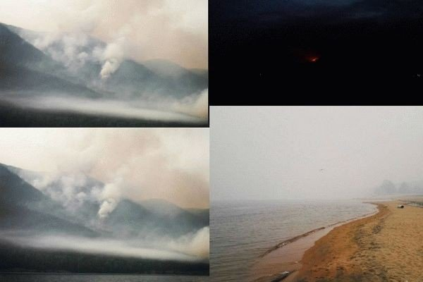 sibir baikal fire 2015 stupid putin power
