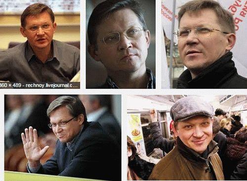 vladimir rygkov russia opposition