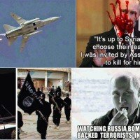 syria putin kill peoples asad fascizm