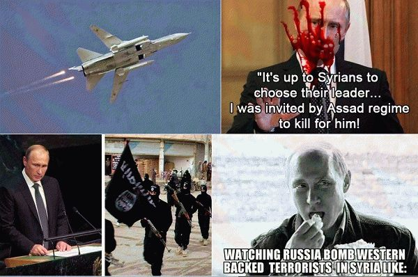syria putin kill peoples asad fascizm