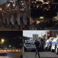 erevan protest terror live stream 2016 armenia